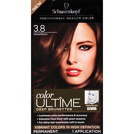 Schwarzkopf Ultime Hair Color Cream