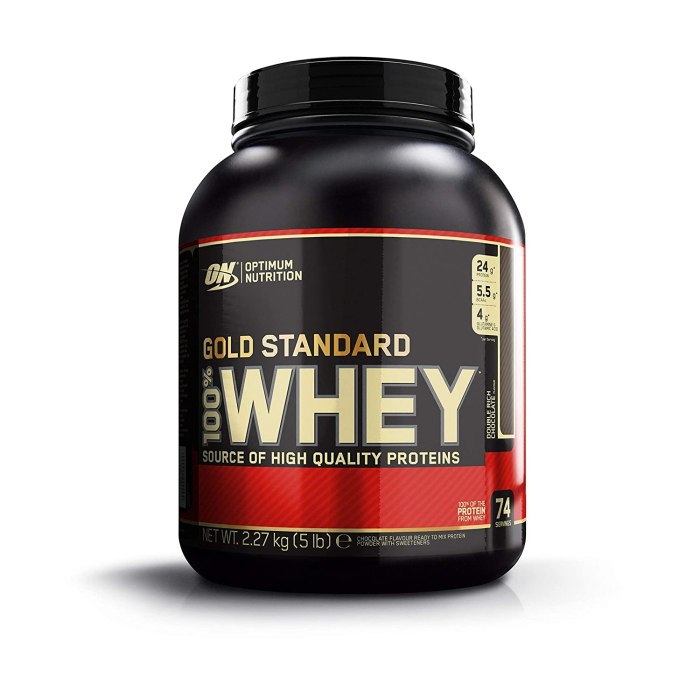 Standard Whey Protein Powder