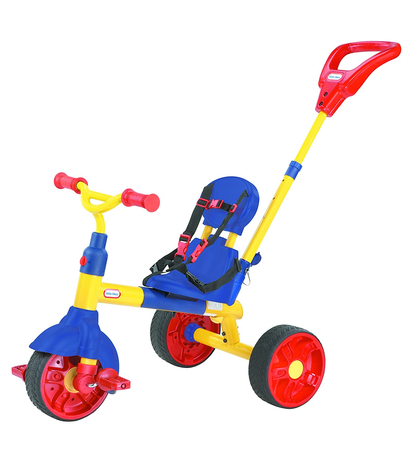 Little tikes 4 1 trike purple ride toys for toddlers in 2017 for Little tikes 2 in 1 buildin to learn motor workshop