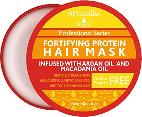 Fortifying Protein Hair Mask and Deep Conditioner