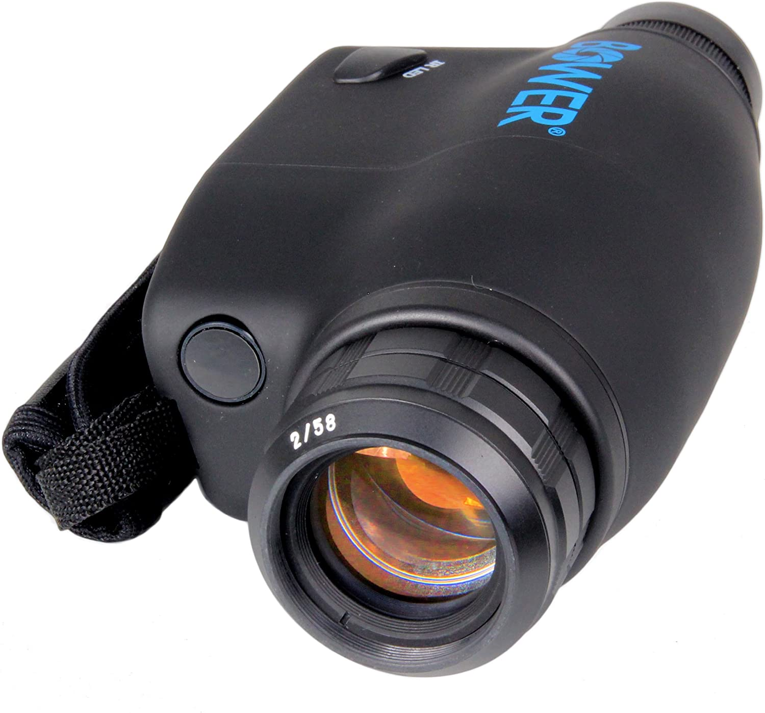 Bower Thunder Eye Night Vision Monocular With 3X Zoom Brnthun ...