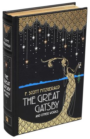 Amazon.com: The Great Gatsby and Other Works (Leather-bound Classics)  (9781645173519): Fitzgerald, F. Scott, Mondschein, Ken: Books