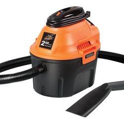 Armor All, Utility Wet/Dry Vacuum, 2.5 Gallon AA255