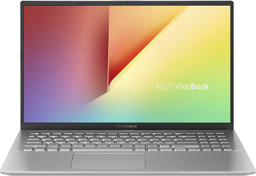 ASUS Vivobook S S512JA-EJ022T PC Portable 15.6'' (Intel Core i5-1035G1, RAM 8Go, 512Go SSD PCIE, Windows 10) Clavier AZERTY Français