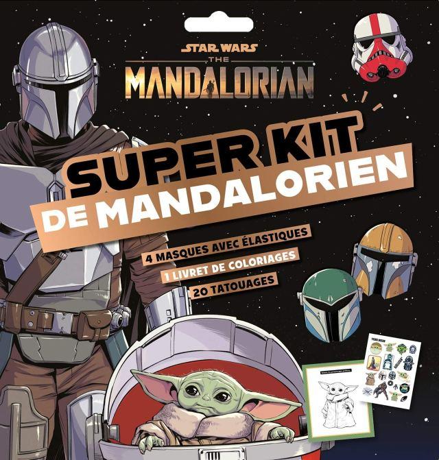 MANDALORIAN - Super kit de Mandalorien - Star Wars (Mini-kit