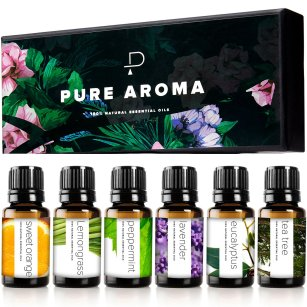 Essential oils by PURE AROMA