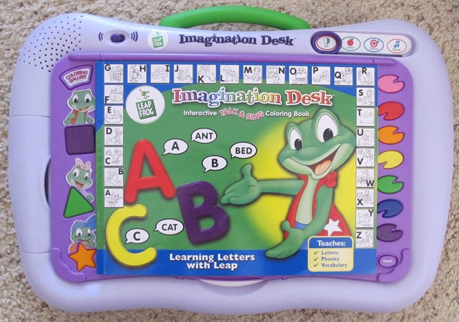 Leapfrog Alphabet Coloring Pages. Leap Frog Imagination Desk With Interactive Talk Sing leapfrog imagination desk coloring pages  Coloring Page for kids