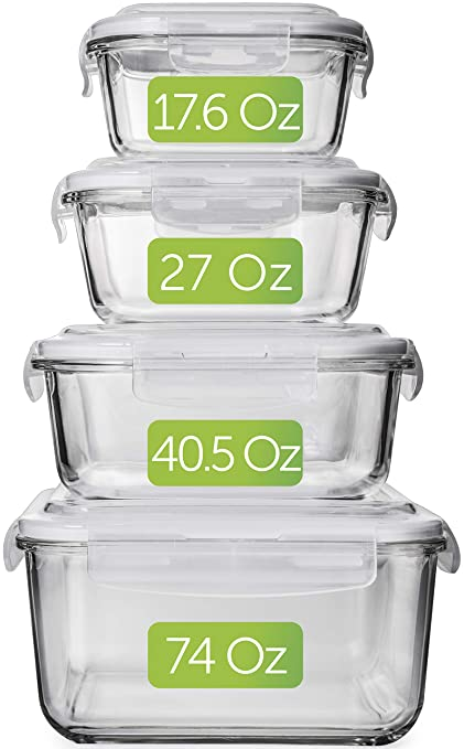 Large Glass Food Storage Containers With Lids Glass Storage Containers With Lids Glass Food