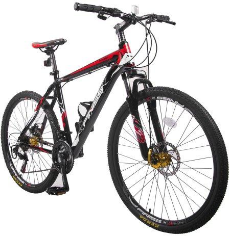 "Merax Finiss 26"" Aluminum Bike"