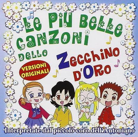 Vari Le Piu Belle Canzoni Dello Zecchino Doro Le Piu