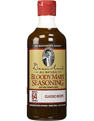 Demitri's Classic Bloody Mary Seasoning Mix - 16 oz