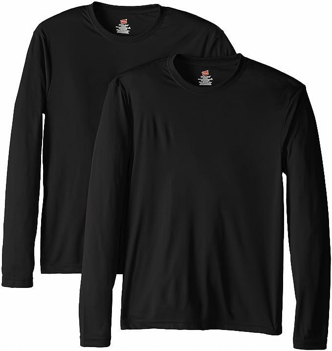 camisetas deportivas para hombre negra manga largahttps://amzn.to/2UeCDnI