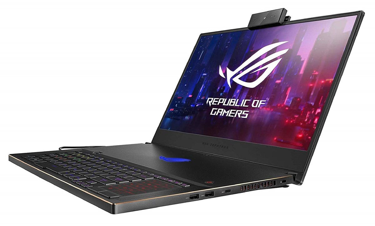 ASUS ROG Zephyrus S GX701 - Best Gaming Laptop In India (Hex ToiD Top Picks Laptop)