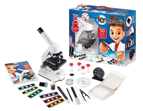 kids microscope learning gift