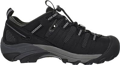 KEEN Utility Men's Atlanta Cool Low Steel Toe Work Shoe