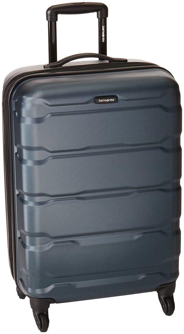 Samsonite Omni PC Hardside Spinner 24, Teal