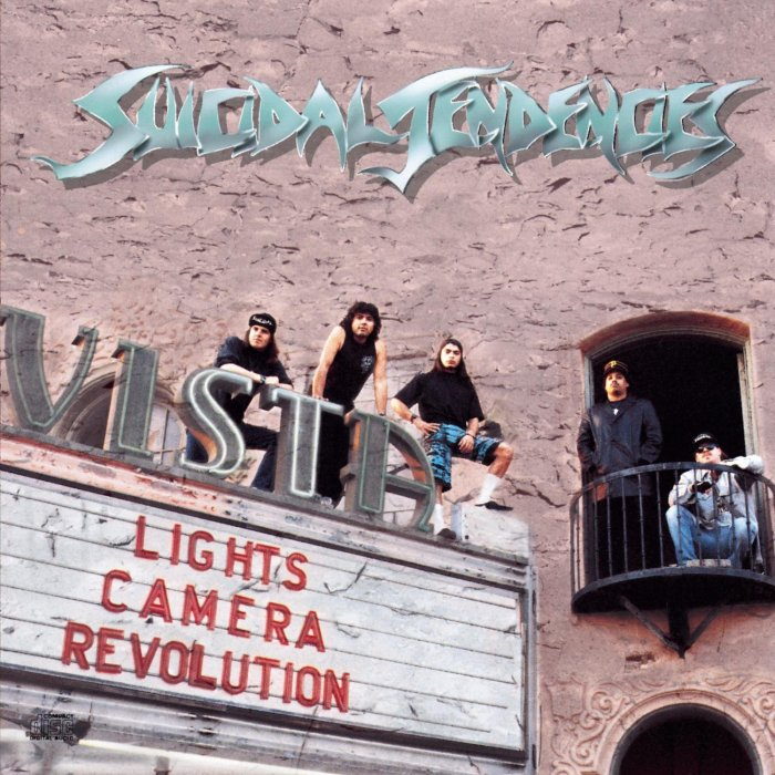 Image result for Suicidal Tendencies – Lights...Camera...Revolution!