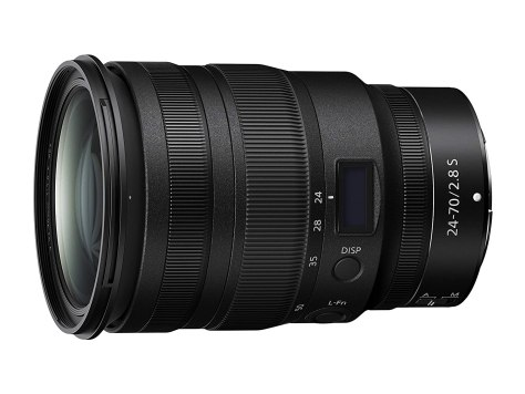 Nikon 標準ズームレンズ NIKKOR Z 24-70mm f/2.8S