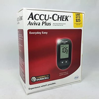 AccuChek Aviva Plus METER