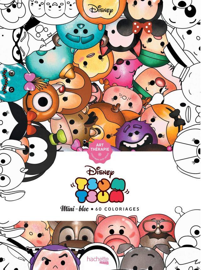 Mini-blocs Disney Tsum Tsum (Heroes) (French Edition