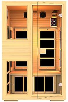 low emf infrared sauna