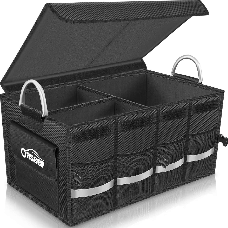 Oasser Kofferraumtasche Kofferraum-Organizer