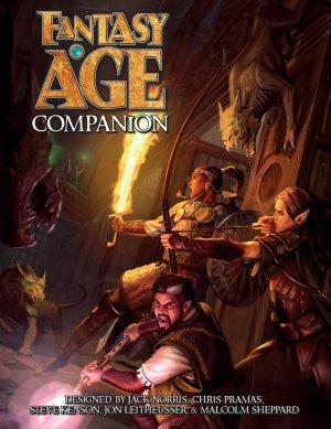 Fantasy AGE Companion