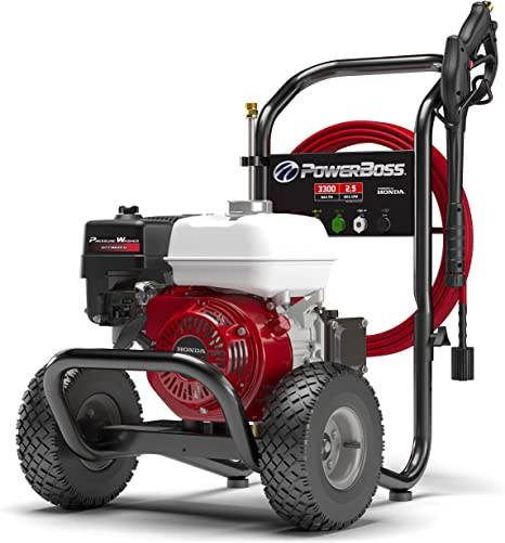 Max Psi At 2 4 Gpm Gas Pressure Washer