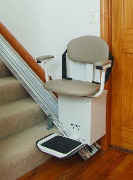 Stair Lift w/ Lifetime Warranty on Motor & Drivetrain