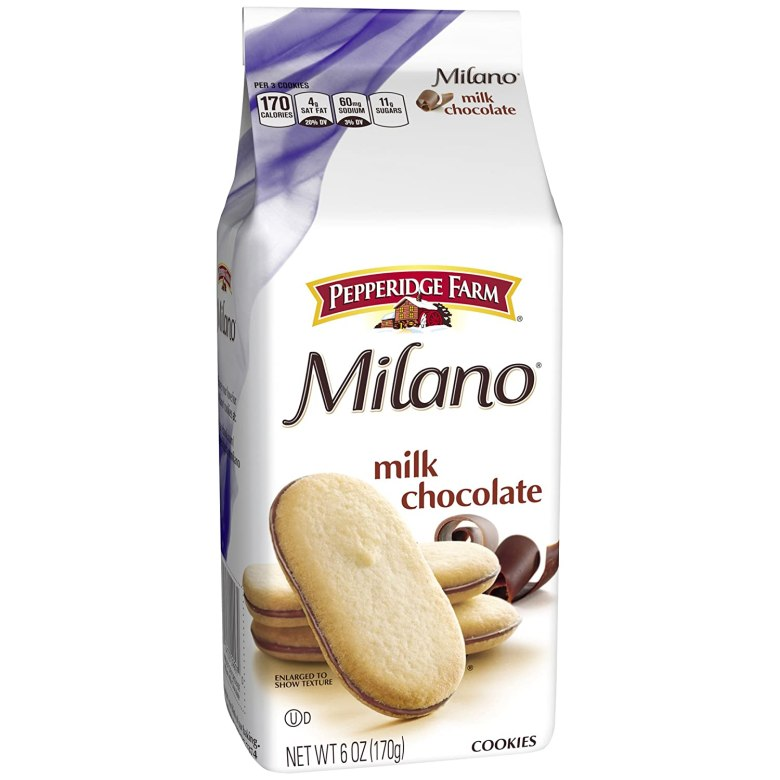 Image result for milano cookies""