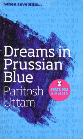Buy Dreams in Prussian Blue Book Online at Low Prices in India ...