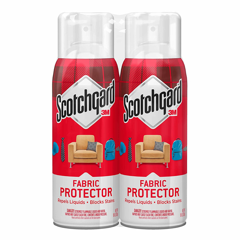 Scotchgard 4106D-2PK Fabric & Upholstery Protector