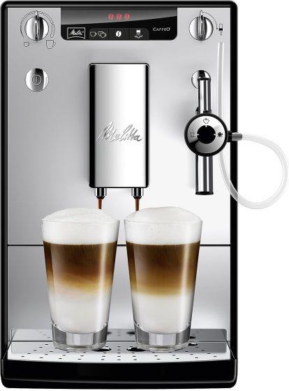 Meilleure machine expresso automatique - Melitta Caffeo Solo & Perfect Milk E957-103