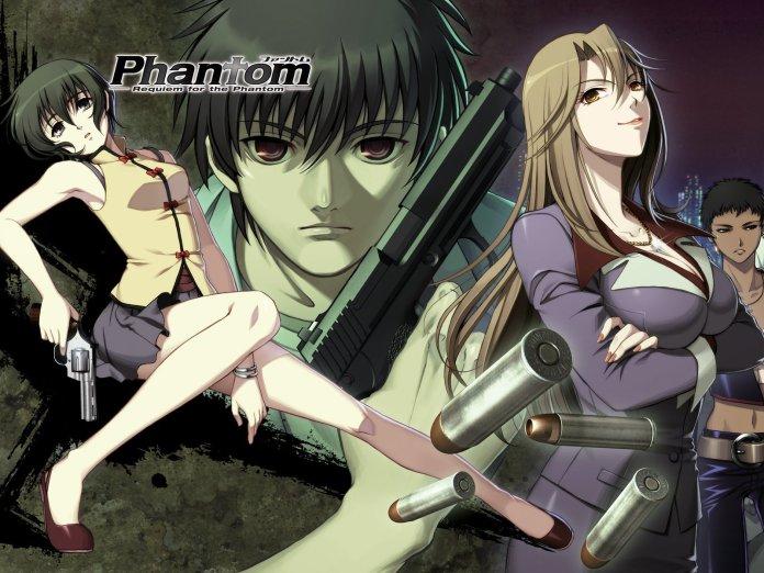 anime with anti hero main character