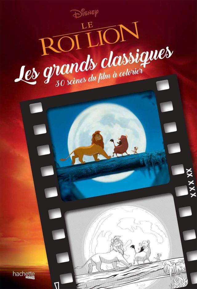 Les Grands Classiques - Le roi Lion : SIVIGNON, Capucine: Amazon