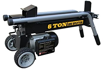 WEN 56206 6-Ton Electric Log Splitter