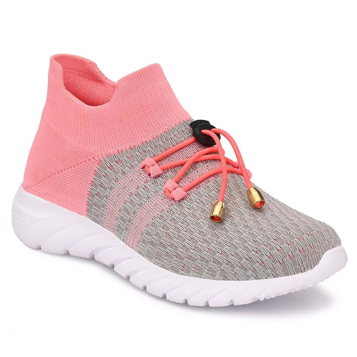 TECHNOFIT Women's Mesh Perfect Girls Dancing/Sports/Sneakers for Women