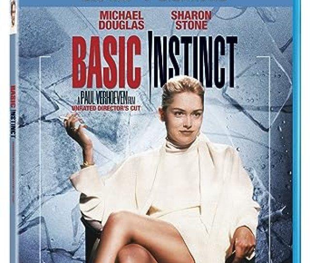 Basic Instinct Blu Ray Digital Hd