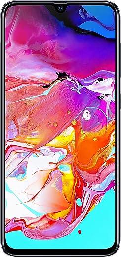 Samsung Galaxy A70 (White, 6GB RAM, 128GB Storage) with No Cost EMI/Additional Exchange Offers