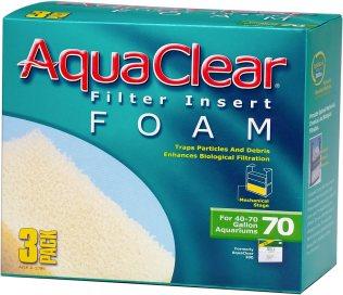 Aquaclear Foam Inserts