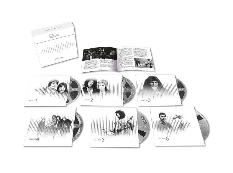 Queen on Air : Queen: Amazon.fr: Musique