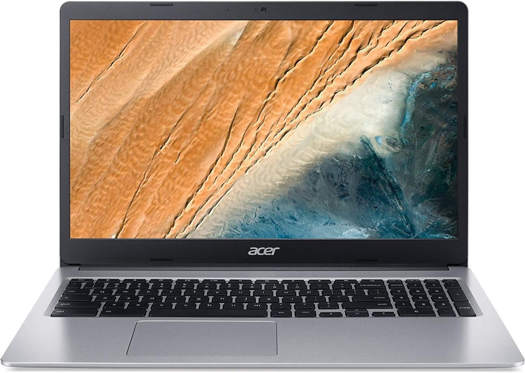 "Acer Chromebook CB315-3H-C2HN Ordinateur portable 15.6"" HD (Celeron N4000, 4 Go de RAM, 32 Go eMMC, UHD Graphics 600, Chrome OS)"