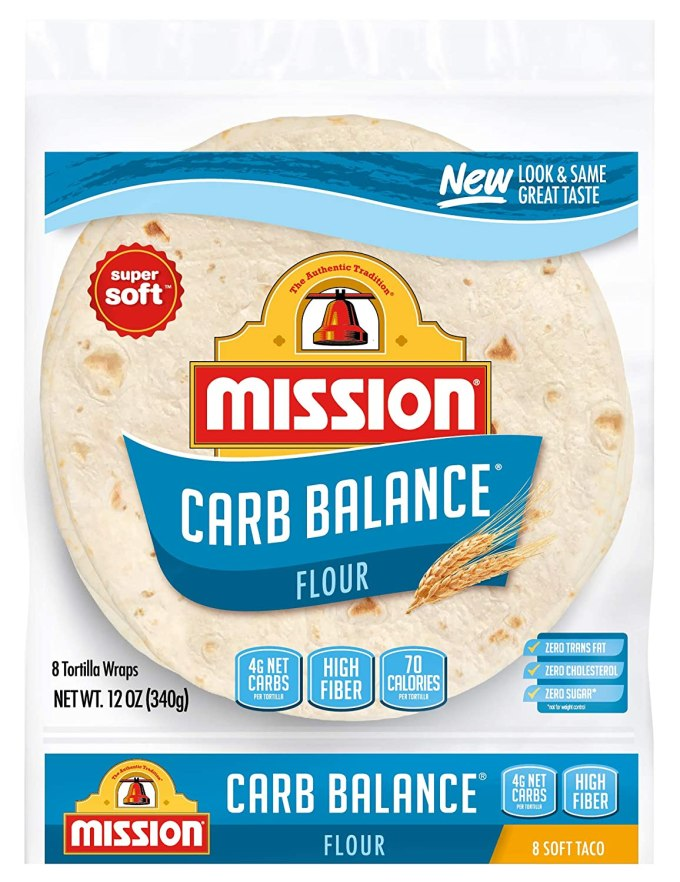 Image result for low carb mission tortillas