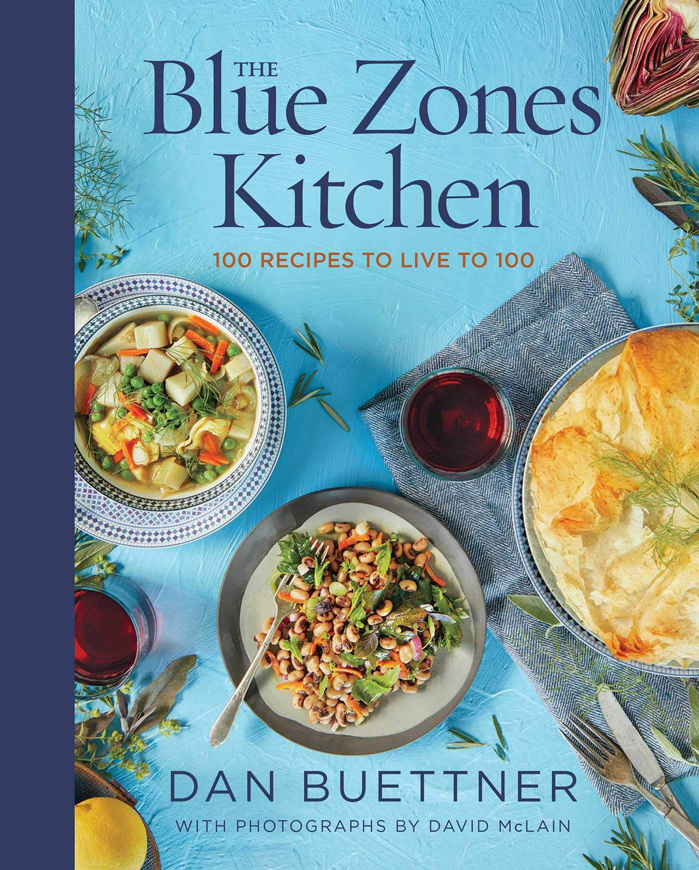 81enEB3 h1L - The Blue Zones Kitchen: 100 Recipes to Live to 100