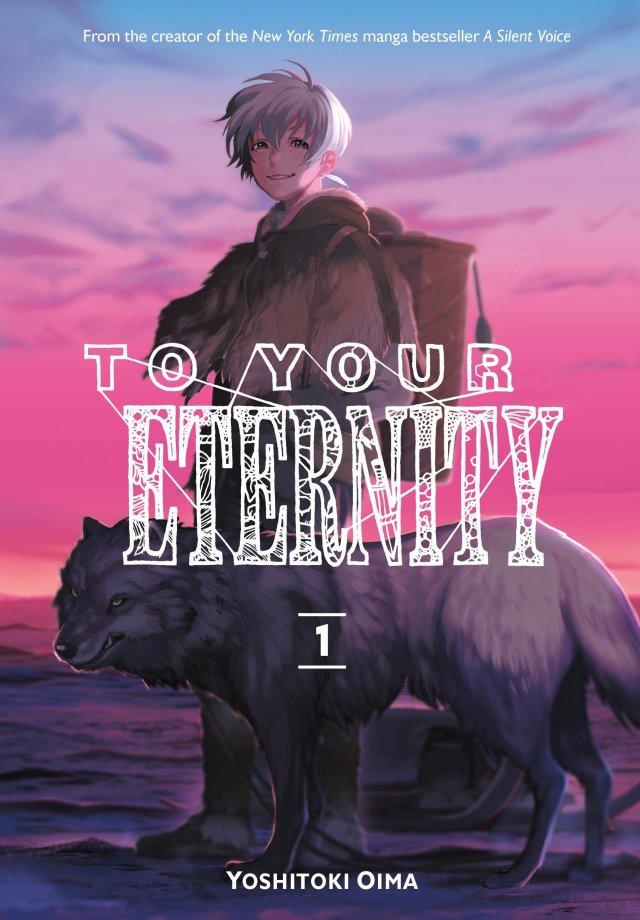 Resultado de imagem para To Your Eternity