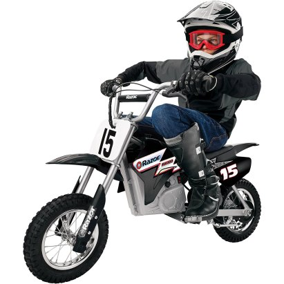 Razor Electric Dirt Bike Review