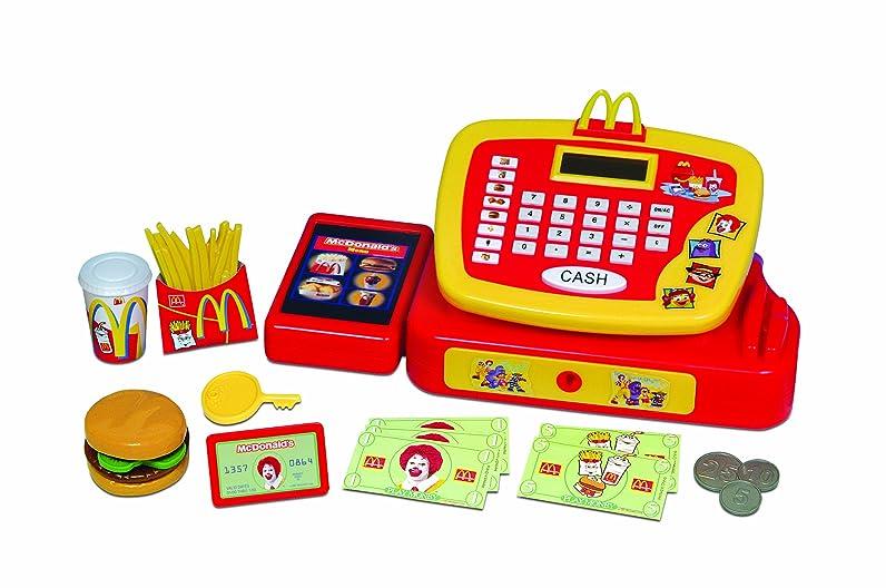 McDonalds - Caisse Enregistreuse Électronique