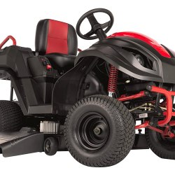 Raven Hybrid Riding Lawnmower MPV7100 Power Generator and Utility Vehicle
