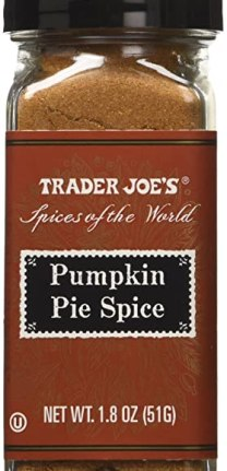 Trader Joe's Pumpkin Pie Spice, 1.8oz