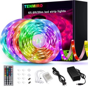 Tenmiro Color Changing Led Strip Lights